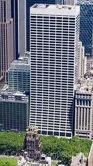 The Grace Building on Bryant Park, New York City (jag9889) Tags: park nyc newyorkcity usa ny newyork building architecture skyscraper observation unitedstates outdoor manhattan unitedstatesofamerica aerialview landmark midtown deck observatory esb empirestatebuilding bryantpark openair nycparks 2016 gracebuilding publicpark newyorkcitydepartmentofparksrecreation jag9889 20160610