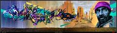 Artist: Wuam -  KDS Crew (pharoahsax) Tags: world street urban bw streetart get art colors wall writing germany painting deutschland graffiti artwork mural paint artist kunst tag tags spray peinture urbanart painter need writer graff baden karlsruhe ka legal spraycan württemberg süden wuam pmbvw worldgetcolors