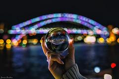 Vivid Sydney - 2016 (jimmmy03) Tags: colour canon lights sydney vivid sigma australia sphere newsouthwales operahouse harbourbridge sydneyharbour sigma35mm canon6d canonaustralia vividsydney sigmaart sigmaartlens