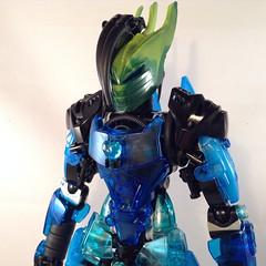 Tamani Nyewas MOC/MOV 04 (MrBoltTron) Tags: energy lego bionicle 2016 makuta galassius