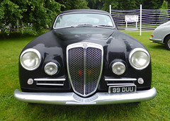 1955 Lancia Aurelia B20 Series 4 Gran Turismo (jane_sanders) Tags: goodwoodfestivalofspeed goodwood festivalofspeed gfos fos movingmotorshow mms westsussex sussex cartierstyleetluxe lanciaaureliab20series4granturismo lancia aurelia b20 series4 granturismo