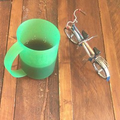 Tea in Tandem #MyDailyCupOfTea #tea #t #cup #teacup #tazza #mug #hottea #hotteaduringsummer #tcaldo #instatea #tealover #teaporn #teatime #tealife #teaaddict #teastagram #teaoftheday #drink #commercioequo #equosolidale #fairtrade #tandem #bycicle #vanil (PhoebeZu) Tags: cup tea drink mug vanilla tandem teacup teatime fairtrade bycicle tazza t hottea teaporn equosolidale commercioequo teaaddict tealover tcaldo teaoftheday tealife instatea mydailycupoftea teastagram hotteaduringsummer