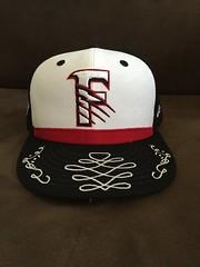 2016 Fresno Grizzlies Alternate Three Amigos Hat (black74diamond) Tags: amigos hat three fresno alternate grizzlies 2016