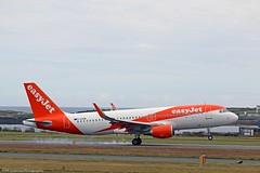 EasyJet Airbus A320(WL) G-EZOW at Isle of Man EGNS 03/06/16 (IOM Aviation Photography) Tags: man airbus isle easyjet 030616 egns a320wl gezow