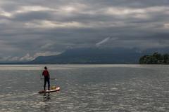 Petite pause (peterfatson) Tags: pentax paddle lac savoie lman wr k3 1685