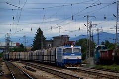 Train 30604 (Nikolai Kozarski) Tags: train sofia romania marfa bdz 46026