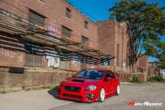 "RAYS VOLK Racing TE37SL White Subaru STI 18x10 +30 • <a style=""font-size:0.8em;"" href=""http://www.flickr.com/photos/64399356@N08/28073429871/"" target=""_blank"">View on Flickr</a>"
