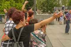 Posing ladies 2 (stevefge) Tags: bund china shanghai people candid ladies reflectyourworld