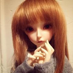 Layla (xvictoriamargaretx) Tags: msd mnf minifeeliria minifee layla liria fairyland doll cp balljointeddoll bjd abjd ball jointed dolls fairylandminifee