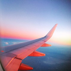 The flight home tonight had the most gorgeous cotton candy colors. It's strange to be home after three weeks of adventures but I'm excited to hit some new projects. And snuggle the hell out of my cats. #meow #travel #adventure #wanderlust #digitalnomad #a (ClevrCat) Tags: new travel pink blue sunset cats home colors strange its out airplane snuggle three hit candy im gorgeous hell flight some excited wanderlust adventure most cotton be and meow after but had projects adventures weeks tonight planewindow the cottoncandysky digitalnomad instagram ifttt