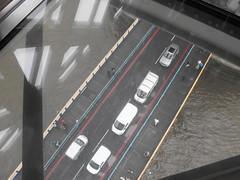 DSCF4166 (thezaremypics) Tags: towerbridge glassfloor london 2016 riverthames glassfloorview glassfloortowerbridge viewofthethames viewfromabove