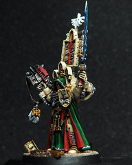 Belial left side (ff151) Tags: dark paint games 40k angels workshop warhammer 4000 belial