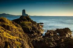 Llanddwyn (i.m.j.) Tags: sea seascape love saint rock skyscape landscape island evening romantic seashore llanddwyn mr ynysmon anglesey machlud canon7d canonef24105mm14l