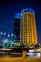 Rosewood Corniche (H EM O) Tags: night photography