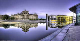 Reichstag - Paul-Löbe Haus