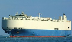 Car Ship | Roro Ship | Auto Transport (KevinPaul2) Tags: auto africa car germany sailing ship belgium sweden transport lagos container international ghana senegal shipping roro zeebrugge
