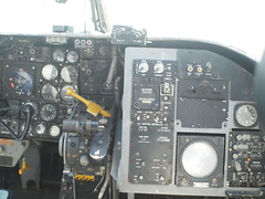 Douglas EKA-3B Skywarrior cockpit P5120766 (wbaiv) Tags: douglas a3 a3d a3d2 skywarrior whale us navy twin engine jet long range bomber refueling tanker air hose drogue electronic warfare reconnisance alameda naval station vah oakland aviaion museum california cockpit eka3b buair 147666 airplane plane aircraft flying machine powered full size ka3b now aviation formerly western heavy jamming intelligence 1950s 1960s 1970s coldwar vietnam 1997 upclose details outdoor vehicle a3b ea3b eka3