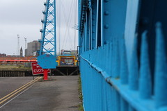 CLOSED (M7CCF) Tags: bridge blue canon eos transporter tees 650d