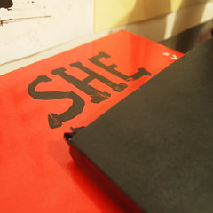 she (Bruna Schenkel) Tags: typography traditional type tipografia tipo tradicional