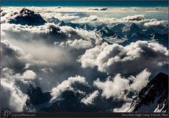 View from High Camp, Everest, Tibet (exposedplanet) Tags: mountains expedition clouds tibet dreams goals inspirational everest chooyu