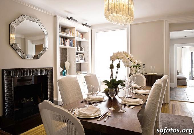 Salas de jantar decoradas (76)