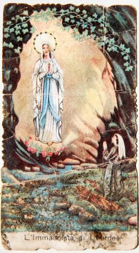 Immacolata di Lourdes