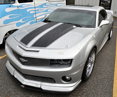 "5th Gen Camaro Switchblade Silver • <a style=""font-size:0.8em;"" href=""http://www.flickr.com/photos/85572005@N00/8814872914/"" target=""_blank"">View on Flickr</a>"