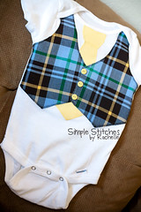 _MG_5856 (Simple Stitches by Rachelle) Tags: ties clothing sewing clothes homemade vests applique appliques alteredclothes