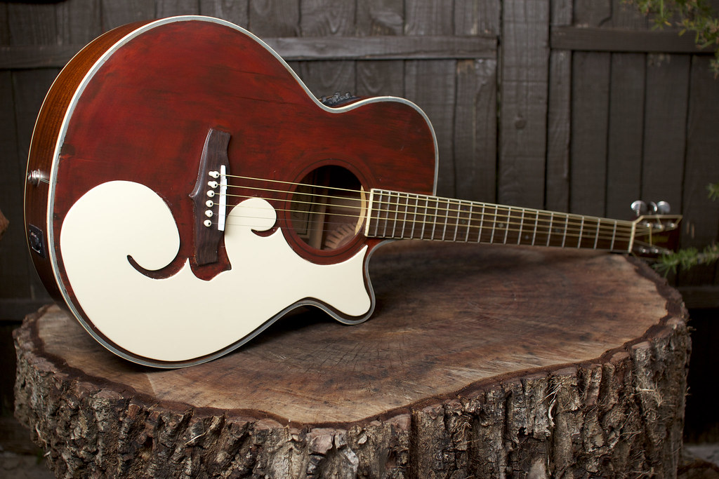 Electricguitar Woodburning Chambered Tyleys Custom Acoustic Collection 2 Rob 1991 Tags Music Art Guitar Speedlight