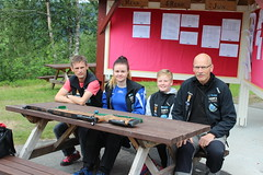 "NNM 2013. Jan Victor, Maja, Even og Sveinung på arenaen. • <a style=""font-size:0.8em;"" href=""http://www.flickr.com/photos/93335972@N07/9183305344/"" target=""_blank"">View on Flickr</a>"