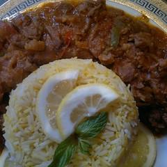 طاجن الحم (tabke_) Tags: مطبخ طبخات طبخ غداء اطباق عشاء اكلات وصفات طبخي
