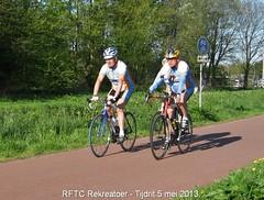 2013-05-04 RekreatoerTijdrit-05 (Rekreatoer) Tags: ridderkerk wielrennen toerfietsen rekreatoer