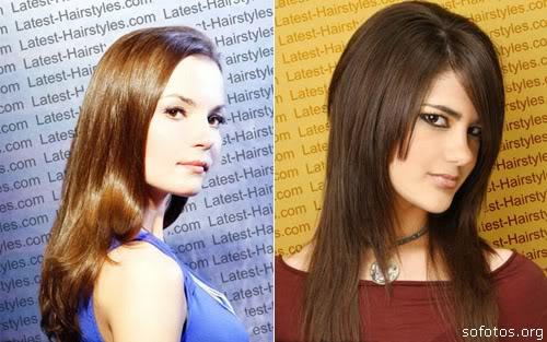 modelo de cortes de cabelo feminino