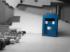 T.A.R.D.I.S. (FinalShotFilms) Tags: lego who sonic doctor dalek tardis screwdriver timelord youtube