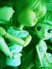 Tatsuha, Jimmy y Stela (El contrato) 14 (Lunalila1) Tags: gay outfit doll track handmade iii jimmy connor jade wig groove pullip 16 yaoi ho kuro stela kain taeyang tatsuha stica