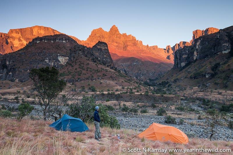 uKhahlamba-Drakensberg, KwaZulu-Natal, South Africa