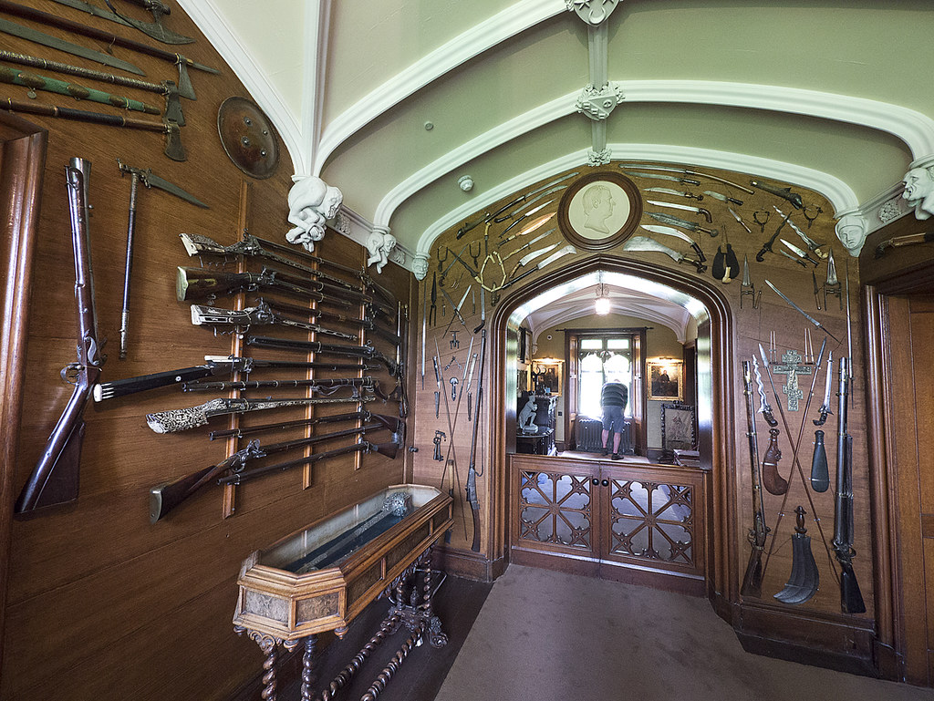 Waverley Library Study Room