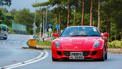 Ferrari 599 GTB Fiorano , Hong Kong (Tung1209) Tags: auto cars car ferrari autos supercar supercars 599 fiorano worldcars