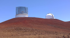 Two (greenschist) Tags: usa hawaii observatory maunakea
