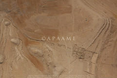 Shara Ruin 28 (APAAME) Tags: aerialarchaeology aerialphotography middleeast airphoto archaeology ancienthistory