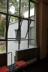 bauhaus / meisterhuser (Jrn Schiemann) Tags: houses walter architecture germany modernism bauhaus masters dessau gropius meisterhuser