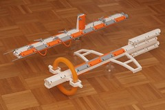 More Progress (pasukaru76) Tags: ship lego space wip moc canon100mm shiptember