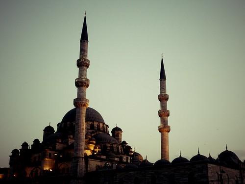 Mosquée Soliman, Istanbul, Turquie
