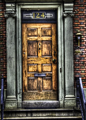 nyc doors 124- (Singing With Light) Tags: city nyc ny walking photography pentax manhattan february 2012 k5 61 jjp 366 singingwithlight