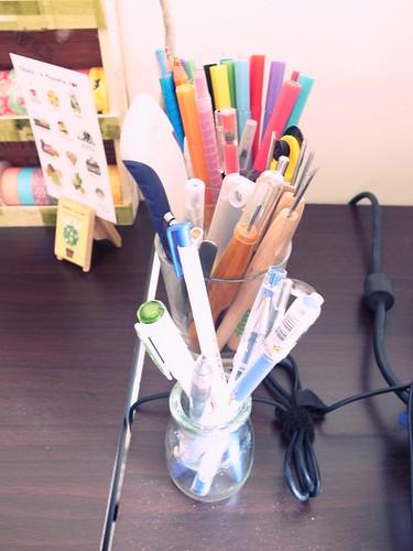 我的工作桌22