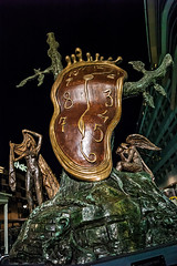 Andorra-055 (Alessandro Grussu) Tags: life street leica urban sculpture la town strada strasse capital hauptstadt skulptur stadt salvador urbana capitale vella andorra vita città m9 scultura dalì andorralavella lanoblessedutemps