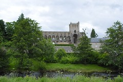 Dryburgh Abbey (EC@PhotoAlbum) Tags: abbey scotland abbazia scozia dryburghabbey dryburgh scottishborders
