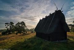 """""""Lambgift"""" (@photobjorn) Tags: morning architecture clouds landscape sweden wide wideangle d200 fårö tokina12244 apsc colorefex"""