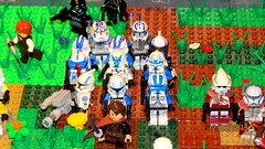 501st legion (Legocustoms84) Tags: blue starwars lego like follow clones comment 501 uploaded:by=flickrmobile colorvibefilter flickriosapp:filter=colorvibe