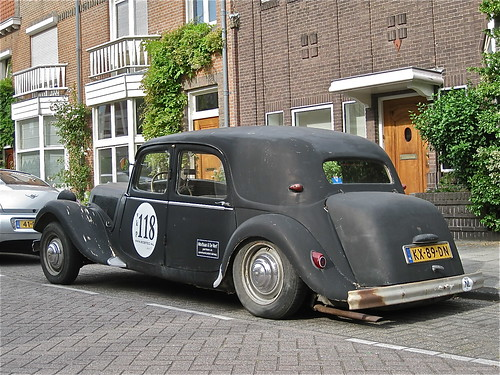 1954 CITROËN Traction Avant 15cv Six